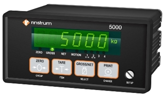 Picture of Rinstrum 5000 Series Digital Indicators