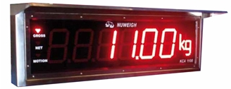 Picture of Nuweigh KCA 1100 Remote Display