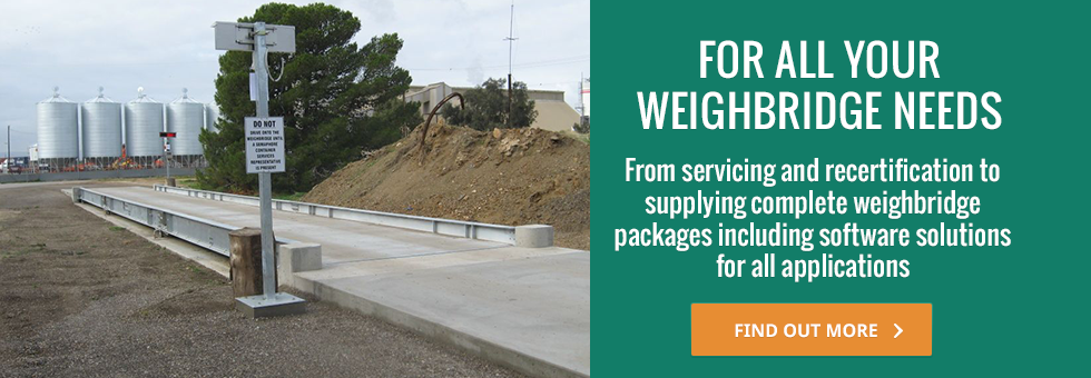 For all your weighbridge needs